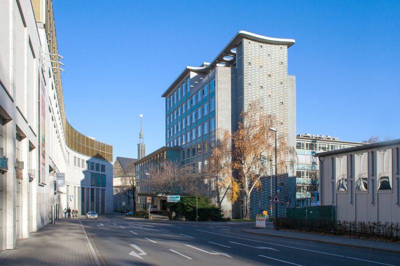 Gesamtperspektive vom Gesundheitsamt in Dortmund