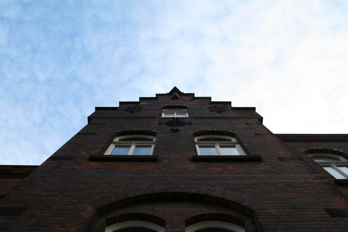 Giebel in Hannover