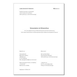 Beispielseite zur Publikation zum Thema Konsumstation mit Gleisanschluss im Layout